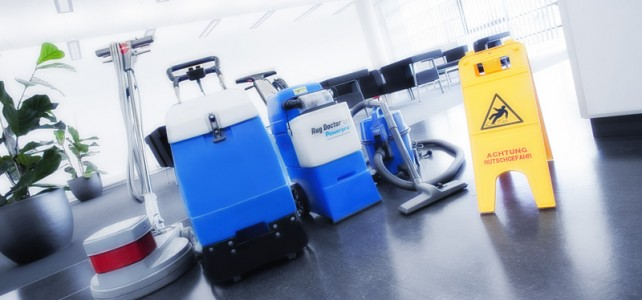 Umfassende Sauberkeit durch professionelle Gebäudereinigung